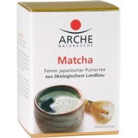 Polvere di tè Verde Matcha Giapponese Arche Naturkuche