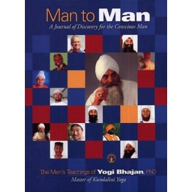 Man To Man New Edition - Yogi Bhajan