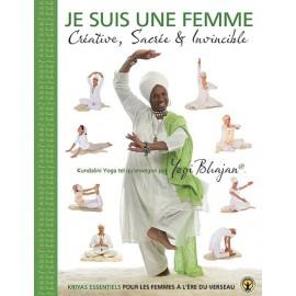 Je Suis Une Femme, Manuel de Yoga - Yogi Bhajan