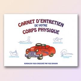Carnet d'Entretien du Corps Physique - Harijot Kaur