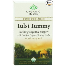 Tulsi Tummy Tea