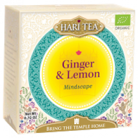 Hari Tea - Ginger & Lemon - Mindscape