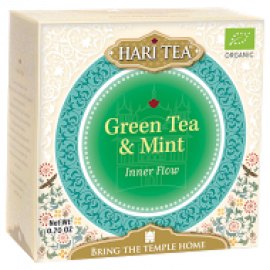 Hari Tea - Green Tea & Mint - Inner Flow
