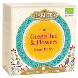 Hari Tea - Green Tea & Flowers - Persistence of Memory
