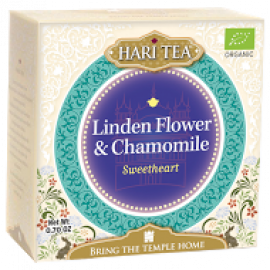 Hari Tea - Linden Flower & Chamomile - Sweetheart