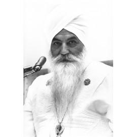 Yogi Bhajan Ji - Foto esclusiva