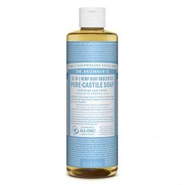 Baby Unscented - Sapone liquido organico - Grande 473 ml