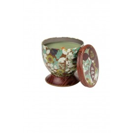 WoodWick Gallerie Collection White Willow Moss Candle
