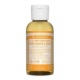 Citrus Orange - Sapone liquido organico - Piccolo - 59 ml