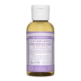 Lavanda - Sapone liquido organico - Piccolo - 59 ml