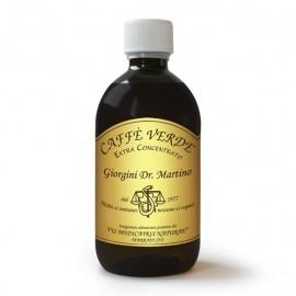 Caffè Verde Extra Concentrato - 500 ml Liquido Analcoolico