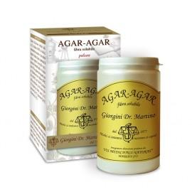 Agar-Agar Fibra Solubile - 150 g Polvere