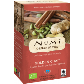 Numi - Golden Chai