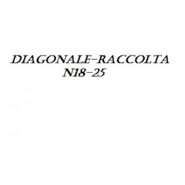 Diagonale-Raccolta N18-25