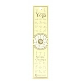Natural Champa Yoga Incenso