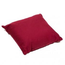 Cuscino meditazione ginocchio rosso