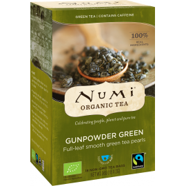 Numi - Gunpowder Green