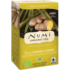 Numi - Decaf Ginger Lemon