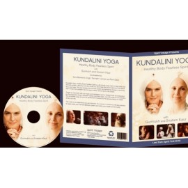 KUNDALINI  YOGA  CD & DVD
