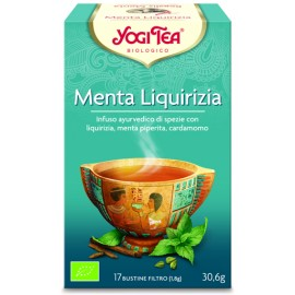 Yogi Tea - Menta Liquirizia