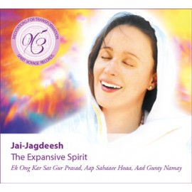 Meditations for Transformation: The Expansive Spirit - Jai-Jagdeesh CD