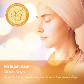 Meditations for Transformation: Kirtan Kriya -  Nirinjan Kaur Khalsa CD