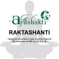Raktashanti Integratore Alimentare - Ayushakti