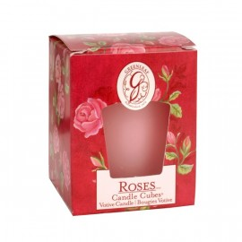 Candela Votive Roses