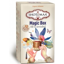 Shoti Maa -  Magic Box - Tutti 12 Gusti