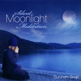 Silent Moonlight Meditation - Gurunam CD