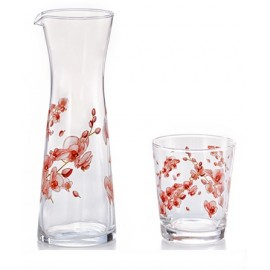 "Set ""Mai- Linh"" with a Glass"