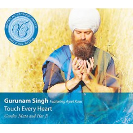 Touch Every Heart - Gurunam Singh CD