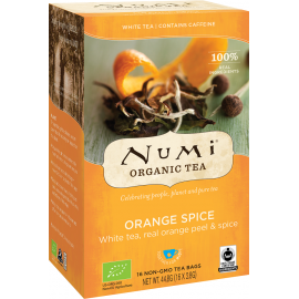 Numi - Orange Spice