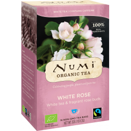 Numi - White Rose