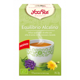 Yogi Tea - Equilibrio Alcalino