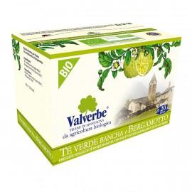 Tè verde e Bergamotto - Valverbe