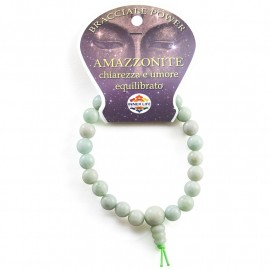 Bracciale Power Amazzonite