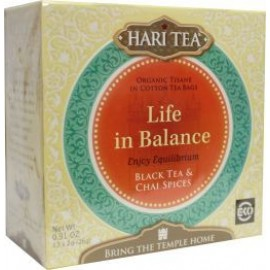 Hari Tea - Black Tea & Chai Spices - Life in Balance