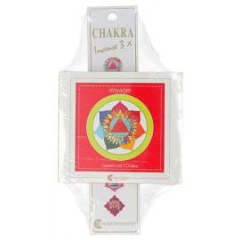 Incensi di tutti i Chakra + CD