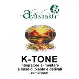 K-tone - Ayushakti