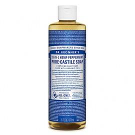 Menta Piperita - Sapone liquido organico - Grande - 473 ml