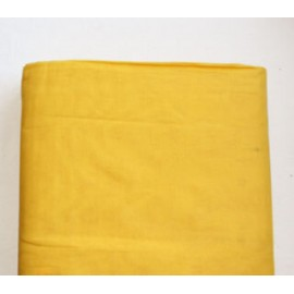 Turbante panno Voile-Safran Yellow. 1 m