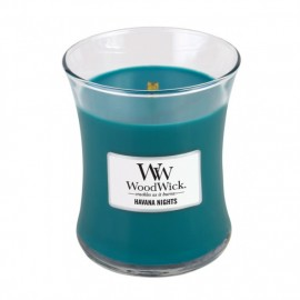 Woodwick Havana Nights Candela Media Jar