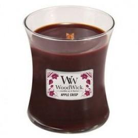 Woodwick Apple Crisp Candela Media Jar