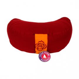 Cuscino Meditazione Mezzaluna 1° Chakra