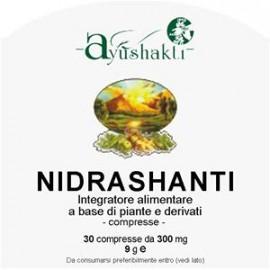 Nidrashanti - Ayurshakti