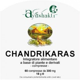 Chandrikaras - Ayurshakti