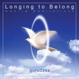 Longing To Belong - Guru Dass CD