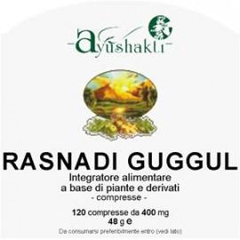 Rasnadi Guggul - Ayurshakti