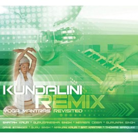 Kundalini Remix - Various Artists CD Yoga Mantras Revisited